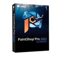 Photo editing: Corel PaintShop Pro 2021 Ultimate Multi Language